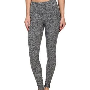 Beyond Yoga Gray Spacedye Leggings